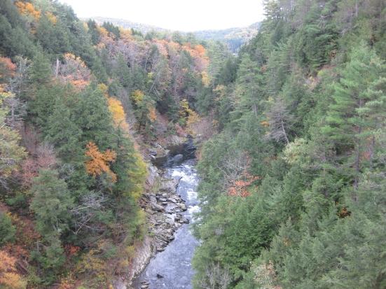 Quechee Gorge, Quechee, Vermont